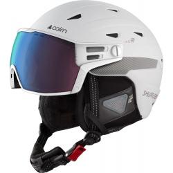 Helmet Cairn SHUFFLE S-VISOR Evolight NXT White