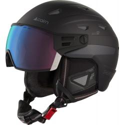 Helmet Cairn SHUFFLE S-VISOR Evolight NXT Black
