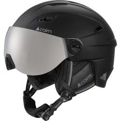 Cairn ELECTRON VISOR J Mat Black Helmet