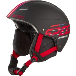 Casque Cairn ANDROMED J - Black Red Speed
