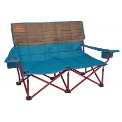 Chaise de camping Kelty LOW LOVESEAT Deep Lake / Fallen Rock