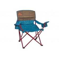 Chaise de camping Kelty DELUXE LOUNGE Deep Lake / Fallen Rock