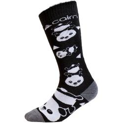 Chaussettes Cairn DUO PACK SPIR J Black Panda