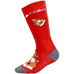Cairn DUO PACK SPIR J Red Marmot Socks