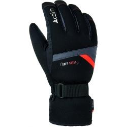 Gloves Cairn STYL 2 M CTEX Graphite Scarlet