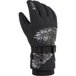 Cairn WIZAR W CTEX Silver Floral Gloves