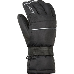 Cairn CERES J Black White Gloves