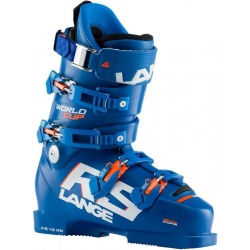 Ski boots Lange WORLD CUP RS ZA+ power blue
