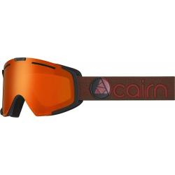 Masque Cairn GENESIS CLX3I Mat Black Orange