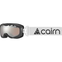 Cairn RUSH SPX3 Shiny White Orange Goggle