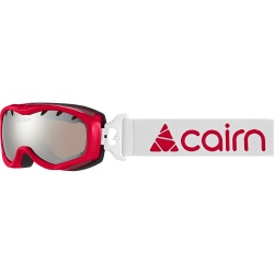 Masque Cairn RUSH SPX3 Shiny Red White