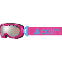 Cairn RUSH SPX3 Shiny Red White Goggle