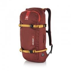 Arva CALGARY 18 Burgundy Backpack
