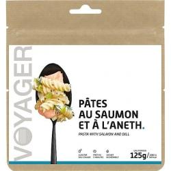 Repas lyophilisé Voyager Pâtes au saumon et à l'aneth 125g