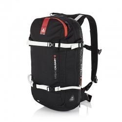 Backpack Arva AIRBAG CALGARY 18 REACTOR Black