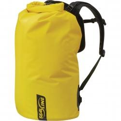 SealLine BOUNDARY PACK 35L Yellow waterproof backpack