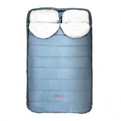 Lafuma NUNAVUT DOUBLE North Sea / Mercury sleeping bag