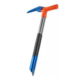 Pelle Ortovox PRO ALU III + POCKET SPIKE Safety blue
