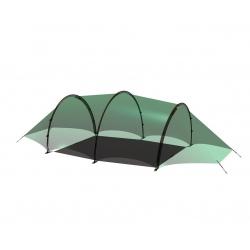 Empreinte de tente Hillerberg pour HELAGS 2