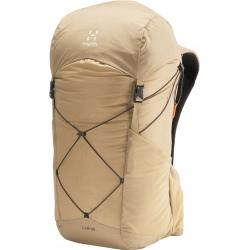 Haglöfs L.I.M 25 Sand / Magnetite backpack