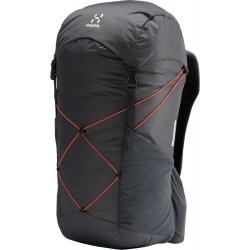 Haglöfs L.I.M 25 Magnetite / Flame Orange backpack