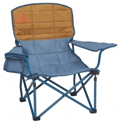 Chaise de camping Kelty LOWDOWN Tapestry / Canyon Brown