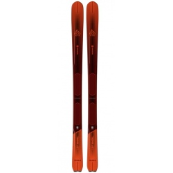 Salomon MTN EXPLORE 88 Red / Black skis