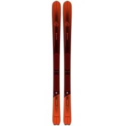 Skis Salomon MTN EXPLORE 88 Red / Black