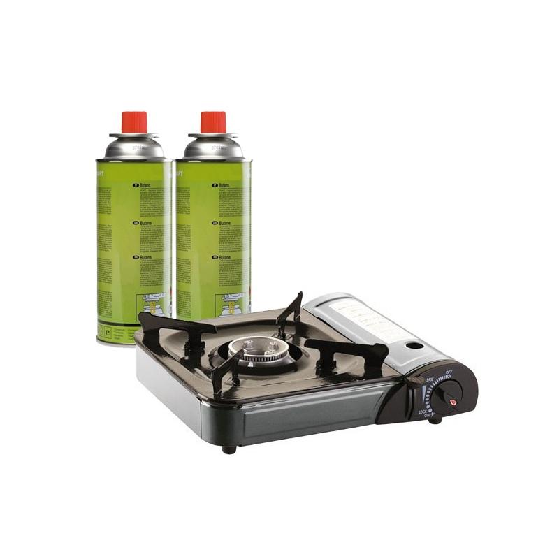 Kemper SMART Portable Gas Stove Pack