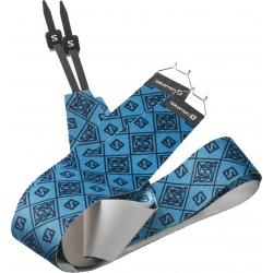 Peaux Salomon SKINS QST 92 Blue / Back