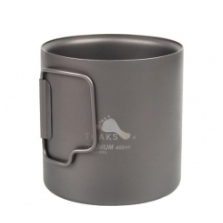 Toaks TITANIUM DOUBLE-WALL Cup 450ml
