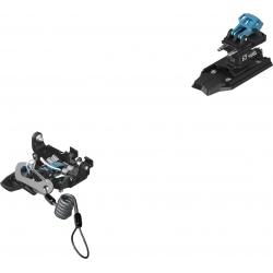 Salomon MTN PURE + Leash Black / Blue bindings
