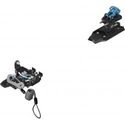 Salomon MTN PURE + Brake Black / Blue bindings