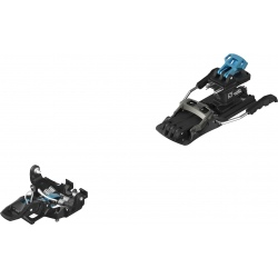 Salomon MTN TOUR Black / Blue bindings