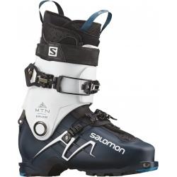 Salomon MTN EXPLORE Petrol Blue / White / Black ski boots