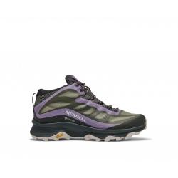 Chaussures de randonnée Merrell MOAB SPEED MID GTX Lichen