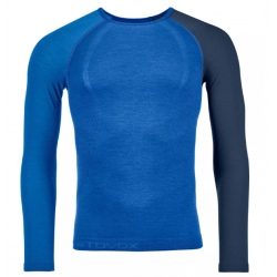 Ortovox 120 COMP LIGHT LONG SLEEVE T-shirt Just blue