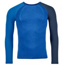 T-shirt Ortovox 120 COMP LIGHT LONG SLEEVE Just blue
