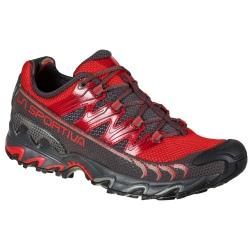 La Sportiva ULTRA RAPTOR Goji/Carbon trail shoes