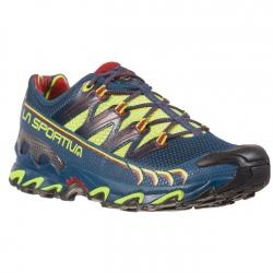 La Sportiva ULTRA RAPTOR Opal/Chili trail shoes