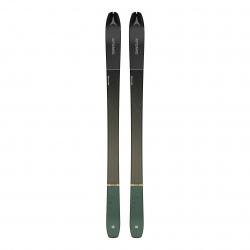 Skis de randonnée BACKLAND 95 + SKIN 95 Black/Green