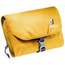 Deuter WASH BAG I Curry navy toilet bag