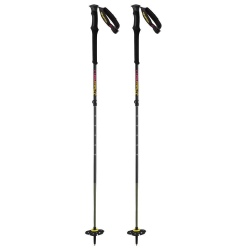 Salomon MTN CARBON S3 Black / Yellow poles