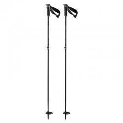 Bâtons Salomon MTN ALU S3 Black / Grey