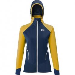 Millet PIERRA MENT II JKT W Sapphire Mustard Jacket