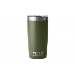 Verre Yeti  RAMBLER 10 OZ (296 ML) Highlands Olive