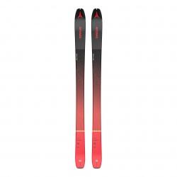 Atomic BACKLAND 78 skis + SKIN 78/80 Black / Red
