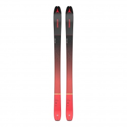 Skis Atomic BACKLAND 78 + peaux SKIN 78/80 Black / Red