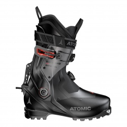 Chaussures de ski Atomic BACKLAND EXPERT CL Black / Anthracite / Red