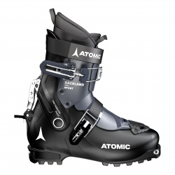 Chaussures de ski Atomic BACKLAND SPORT Black / Dark Blue